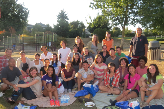 summer meal corps
